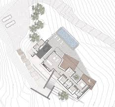 floor plan for house gallery of san esteban house bedodostudio 9