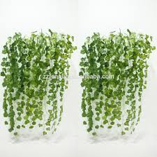 cheap fake grapes ivy leaves wholesale indoor wall decorative