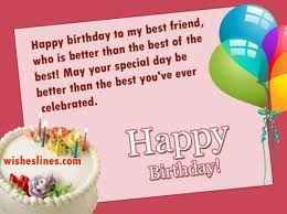 50 best happy birthday wishes for friend images and quotes
