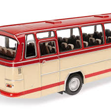 land rover minichamps model minichamps mercedes o 302 1965 bus 1 43