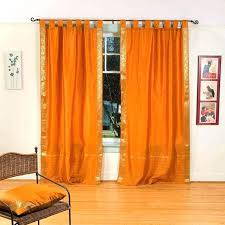 Burnt Orange Sheer Curtains Orange Sheer Curtains Online India U2013 Funny