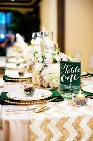 emerald green table runners picture of tablescape with an emerald number emerald napkins and a