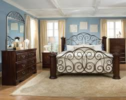 Wood And Iron Bedroom Furniture Wood And Metal Bedroom Furniture Delightful Design Wood And Metal