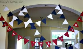 Ahoy It s a Boy Baby Shower The Lilypad Cottage