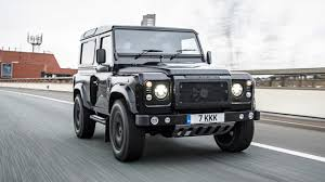 land rover experience defender road test land rover defender kahn 2dr auto top gear