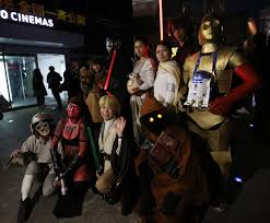 what to get a star wars fan 4d introduces new viewing option for star wars fans the japan times