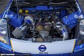 nissan 350z motor for sale bye bye v6 hello 1000hp 2jz speedhunters