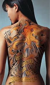 100 awesome back tattoo ideas octopus tattoos tattoo and tattoo
