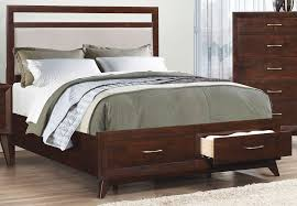 Queen Bed Frames For Sale In Cairns Carrington Coffee Queen Platform Storage Bed From Coaster