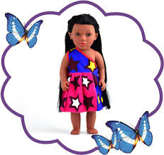 Babydoll Hair Extensions by New Baby Doll With Straight Hair Black Doll China Toys Buy Black