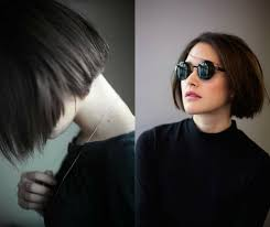 blunt cut bob hairstyle photos new sharp blunt bob hairstyles 2017 hairdrome com
