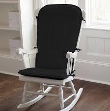 Black Rocking Chair Nursery Black Rocking Chair Cushions Rocking Chair Cushion Helps To