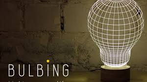 bulbing a magical lamp design light up your life by studio