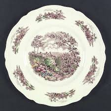 Johnson Brothers Dinnerware Dinnerware Johnson Johnson Brothers Gardens Brown Multicolor At Replacements Ltd