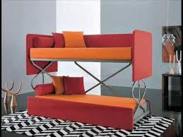 convertible sofa convertible sofa bunk bed youtube