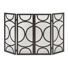 home decor simple decorative fireplace screen design decor