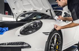 seattle paint protection and clear bra services