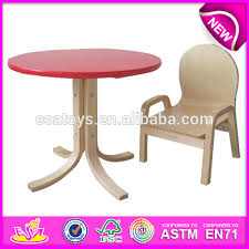 Chair For Baby New Design Wooden Outdoor Furniture For Kids Wooden Toy Table And