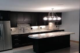 Espresso Cabinets With Black Appliances Kitchen Cabinet Kitchen Cabinets Black Appliances With Stainless
