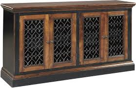 zurani brown and black dining room server from ashley coleman