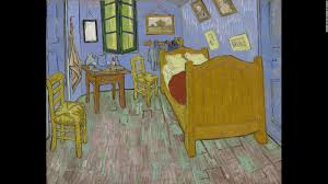 Bedroom Painting Van Gogh U0027s Bedroom Is Available On Airbnb Cnn Travel
