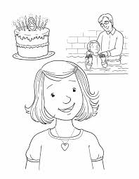 fathers day coloring pages to print with father and daughter