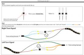 motorcycle led blinker wiring diagram motorcycle wiring diagrams