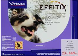 virbac effitix topical solution for dogs 23 44 9 lbs 3