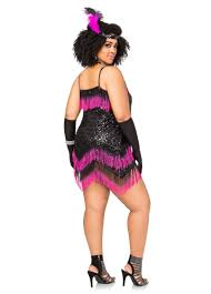 halloween costume flapper ombre plus size flapper costume plus size halloween costumes