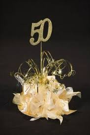 50th birthday flowers and balloons sparkly silver 50th birthday party centerpiece follow us for more