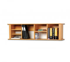Ideas For Maple Bookcase Design Furniture Simple Light Brown Maple Wood Floating Bookcase