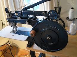adler 269 373 cylinder bed walking foot reverse industrial sewing