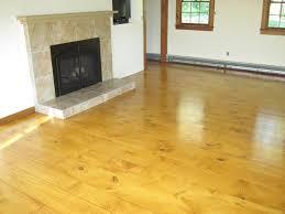 Antique White Laminate Flooring Antique White Pine Floor Stained Duffyfloors