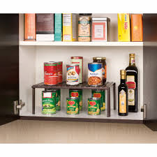 Kitchen Cabinet Organizers Home Depot by Furniture Modern Multimedia Cabinet With Adorable Organizer Shelf