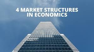 4 market structures in economics wall street survivor blog