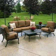 deep seating patio furniture family leisure