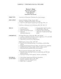 Sample Computer Engineering Resume Degree Resume Sample Resume For Your Job Application