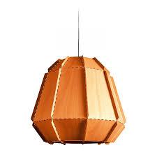 Wood Veneer Pendant Light Pendant Light Wood Veneer Pendant Light Orange Illuminated Diy