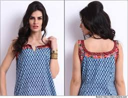 bandhani dress neck designs google search stuff to buy
