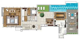 Modern House of the Tree Design by Kokaistudios Decor s