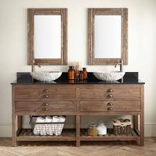 Bathroom Base Cabinets Vessel Sinks Bathroom Vanity Cabinet Double Vessel Sinks And