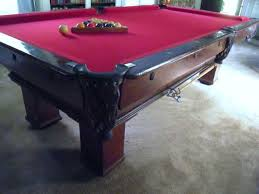 used brunswick pool tables for sale antique brunswick pool tables for sale collection on s pool design
