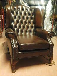 poltrona in pelle vintage divani chesterfield vintage usati e nuovi poltrone chester pelle