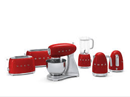 images about iconic smeg italian cookers and appliances on white