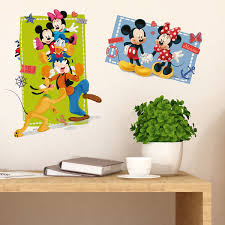 wall stickers art kitchen mickey mouse club house