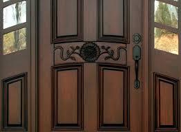 door beautiful wooden front door with window beautiful custom