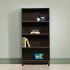 small bookcase with glass doors bookcase bookshelf walmart sauder bookcase cheap bookcases