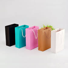 gift bags in bulk aliexpress buy paper bag gift bags wholesale clothing bags