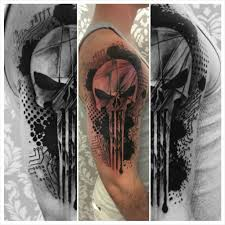 100 punisher skull tattoo devil dog ink 104 insanely dope