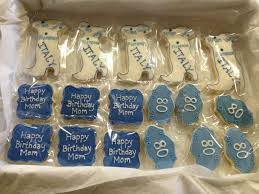 cookie party supplies 80th birthday party decoration ideas search 80th party